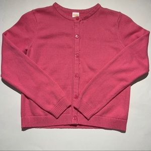Gymboree Classic Cardigan Sweater (10-12)